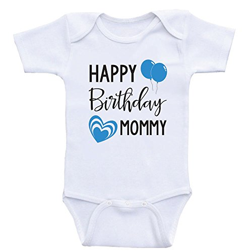 Heart Co Designs Birthday Clothes for Babies