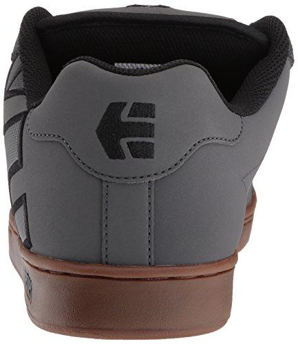 Etnies Fader Skate Shoe Grigio Scuro / Nero / Oro