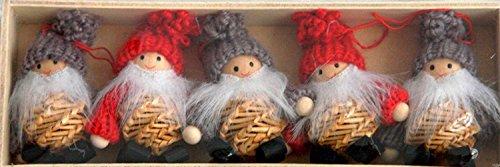 ScandinavianShoppe Straw Santas Knit Clothing product image