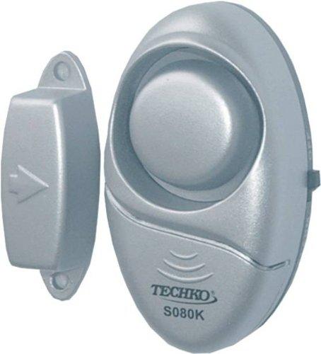 Techko S080K Mighty Mini Alarm