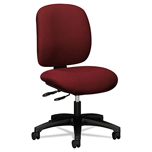 HON 5903AB62T Comfortask Multi-Task Swivel/Tilt Chair, Burgundy (Chair Burgundy Task Multi)