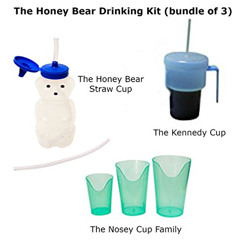 The Honey Bear Drinking Kit (Bundle of 3)