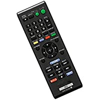 Generic Replacement Remote Control for Sony BD DVD Blu-Ray Player RMT-B116A RMT-B118A BDP-BX38 BDP-BX58 BDP-S380
