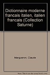 Dictionnaire moderne français-italien