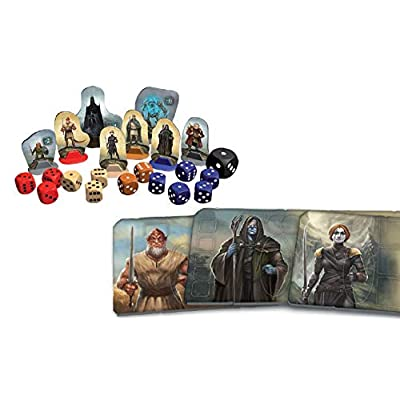 Legends of Andor : Dark Heroes (Expansion Pack): Toys & Games