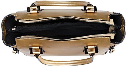 Spalla Donna Chicca 33x24x14 L W cm Borsa 8849 x Borse Oro H x a rwqxq1IX