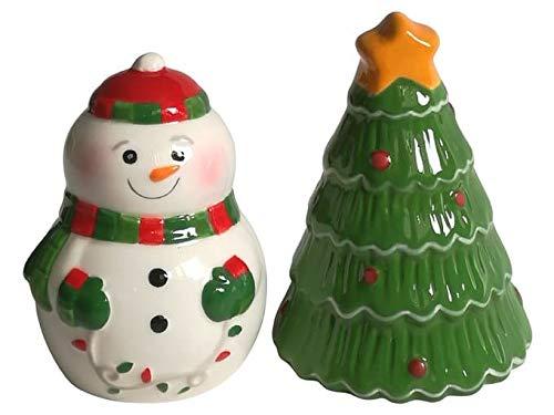 Snowman - Salt & Pepper Shakers ()