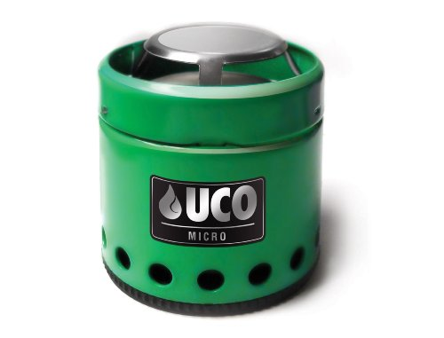 Uco Beeswax Candles - UCO Micro Candle Lantern, Green