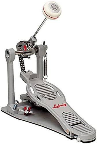 Ludwig Lap15Fp Atlas Pro Bass Drum Pedal With Rock Plate