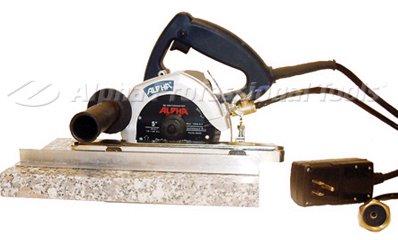 """Alpha AWS-125 5"""" Stone Cutter"""