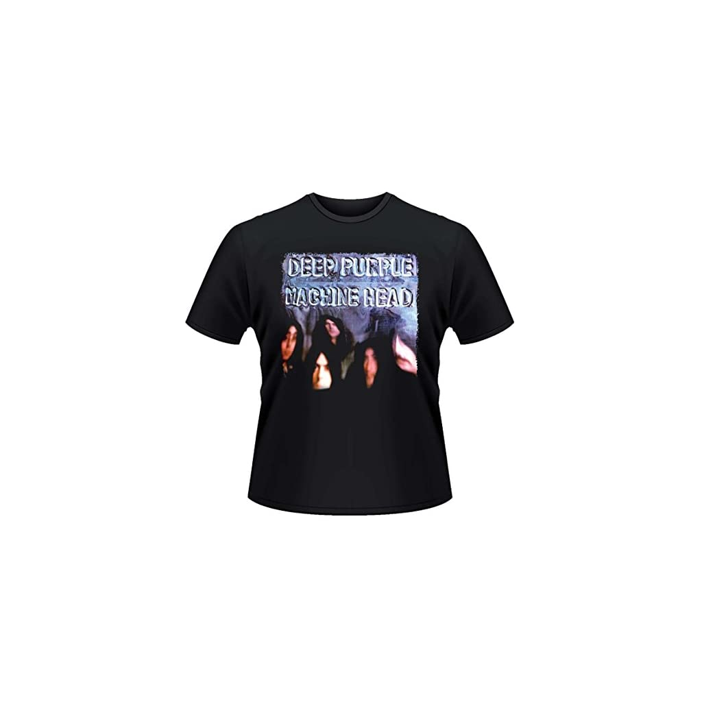 Deep Purple Camiseta