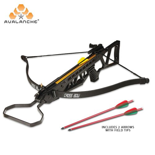Black 120 lb Crossbow by Avalanche (Image #1)