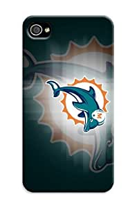 Case Cover For SamSung Galaxy S4 Protective Case,Be In Great Demand Football Iphone 5/5S /Miami Dolphins Designed Case Cover For SamSung Galaxy S4 Hard Case/Nfl Hard Skin for Case Cover For SamSung Galaxy S4