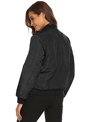 Giacca Nero Chigant Nero Giacca Donna Chigant Chigant Camicia Camicia Donna Yxnq5FZn