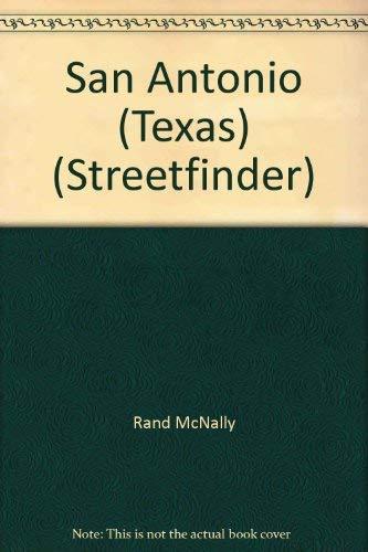 Rand McNally San Antonio: Streetfinder