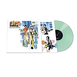 Moon Safari (20th Anniversary) [Glow In The Dark Vinyl]