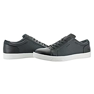 Calvin Klein Barrington Men's Embossed Casual Athletic Fashion Sneaker Shoe