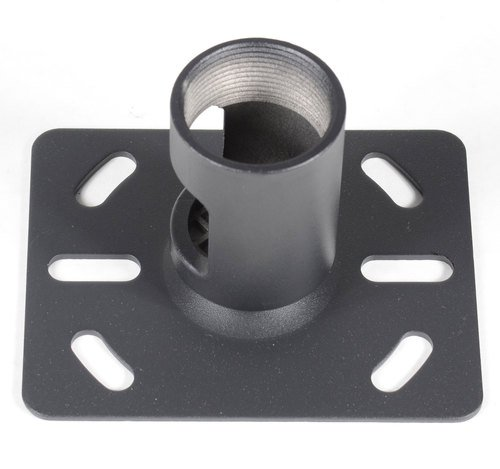 Heavy Duty Pipe (VideoSecu Ceiling plate for Ceiling Mount Fit 1.5 inch Thread Pipe Pole MPCNT1 WTT)