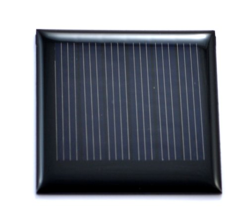Small Solar Panel 3.0V 70mA - 2 pack