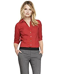 Womens Original Essential Shirt, Long Sleeve