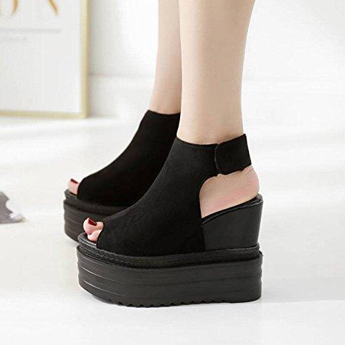 Zapatos Mujer Tac Club de de MingXinJia qvTBw