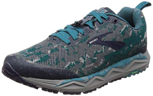 Running navy Blu 493 Scarpe blue grey Uomo Caldera Brooks Da 3 YzIqSA