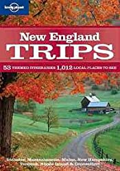 Lonely Planet.: the New England Trips. [Paperback]