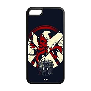 LJF phone case the Case Shop- Avengers 2 Avengers2 Age of Ultron Super Hero Agents of Shield TPU Rubber Hard Back Case Silicone Cover Skin for iphone 4/4s , i5cxq-753