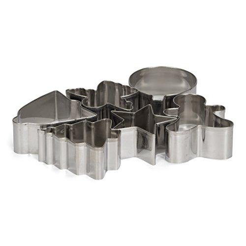 Patisse 01994 Stainless Steel Christmas