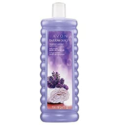Avon Bubble Delight Lavander Garden