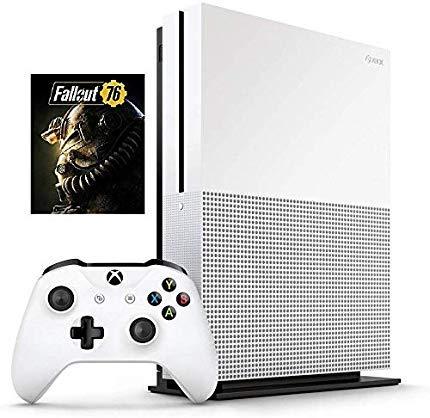 Xbox One S 500GB – Fallout 76 Bundle