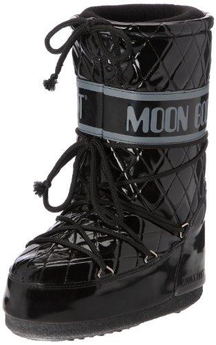 Original Tecnica Moonboot Queen Schwarz (BLACK 1)