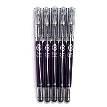 Pilot Hi-Tec-C Maica Gel Ink Pen Black, 0.3 mm, 5 pens per Pack (Japan import) [Komainu-Dou Original Package]