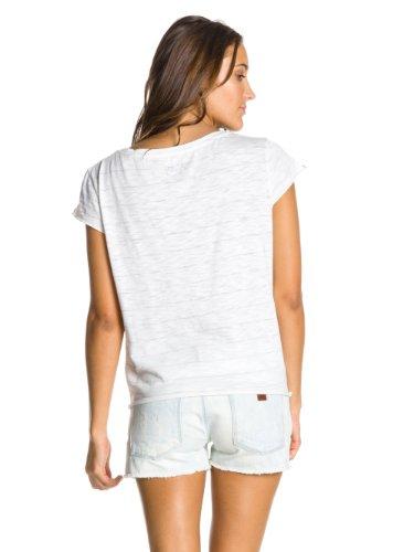 Quick Services Aruba T B J Tees Sgr3 - Camiseta manga corta para mujer Gris (Heritage Aruba)