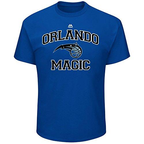 Orlando Magic NBA Men's Heart and Soul T-Shirt - Magic Orlando T-shirt