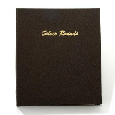 dansco-album-for-silver-rounds