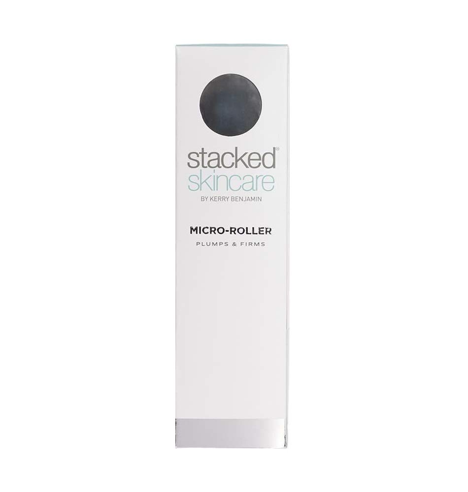 StackedSkincare Micro-Roller .2mm Stainless Steel Needles