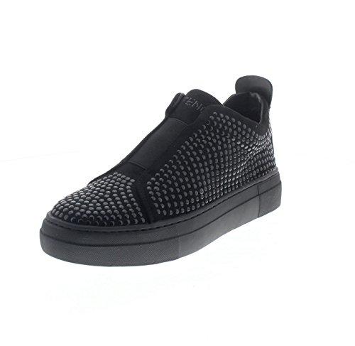 Sneaker Con Microfibra Mid Scarpe Multiborchie 39 In Donna Cafè Noir Db922 IRIq0rPw