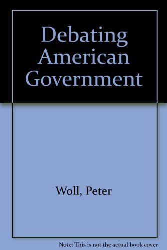 Debating American government