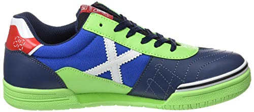 Mixte Verde 897 Multicolore Fitness de Chaussures Ice G Enfant Munich 3 Azul YqwfBAY