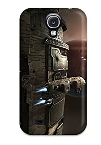 Shirley P. Penley's Shop Galaxy Cover Case - Eve Online Protective Case Compatibel With Galaxy S4