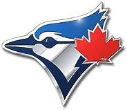 MLB Toronto Blue Jays Die Cut Color Automobile Emblem