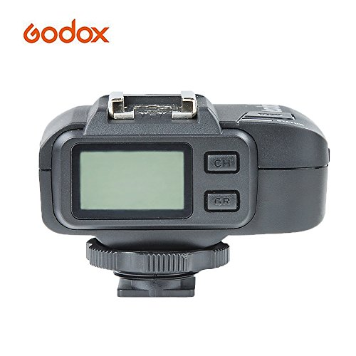 Godox X1R-C TTL Wireless Flash Trigger Receiver for Canon EOS Series Cameras (X1R-C Receiver) by Godox