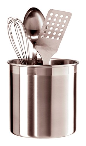(Oggi 7211 Jumbo Stainless Steel Utensil Holder)
