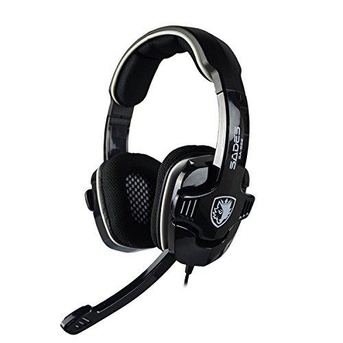 SADES Stereo Gaming Headphones Microphone