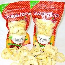 - Fuji Apple Rings - 9 oz. Resealabale Bag