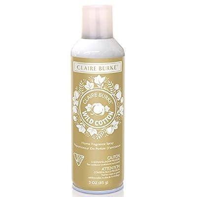 Claire Burke Wild Cotton Home Fragrance Spray