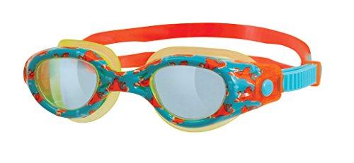 Zoggs Lunettes de natation pour enfant Imprimé «Le Monde de Dory» et «Le Monde de Némo» orange/bleu