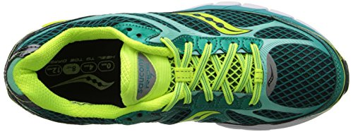 CITRON GREEN 7 Saucony US RIDE 6 TtwPPOqEp
