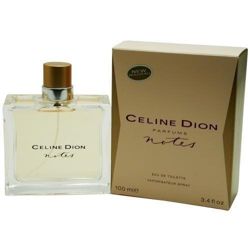 Amazoncom Celine Dion Notes Edt Spray 34 Oz By Celine Dion Sku